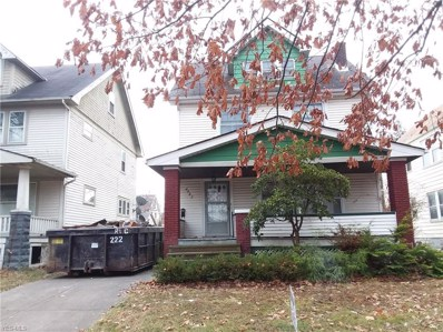 6902 Indiana Ave, Cleveland, OH 44105 - MLS#: 4061952