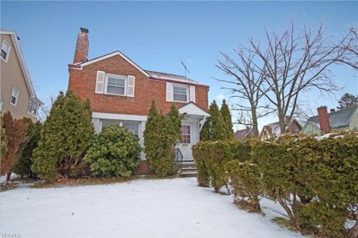4031 Ardmore Rd, Cleveland Heights, OH 44121 - MLS#: 4063416