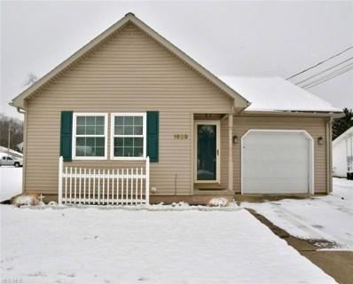 1629 Pine St, Zanesville, OH 43701 - MLS#: 4063875