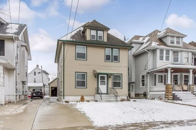 1371 Hall Ave, Lakewood, OH 44107 - MLS#: 4064501