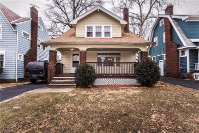 3743 Northampton Road, Cleveland Heights, OH 44121 - #: 4068032