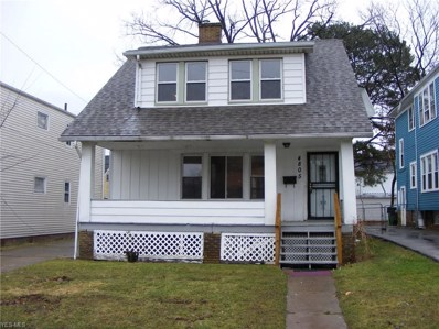 4805 E 84th Street, Garfield Heights, OH 44125 - #: 4068551