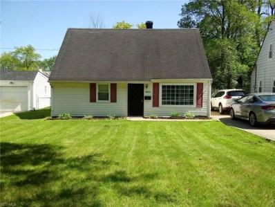 19602 Cherrywood Lane, Warrensville Heights, OH 44128 - #: 4068930