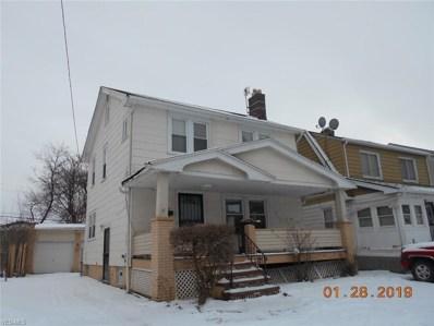 16608 Burnside Ave, Cleveland, OH 44110 - MLS#: 4069828