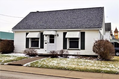 263 S High St SOUTHWEST, Carrollton, OH 44615 - MLS#: 4070192