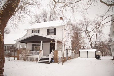 17407 Woodbury Ave, Cleveland, OH 44135 - MLS#: 4070520