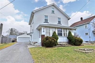 1816 Larchmont Ave NORTHEAST, Warren, OH 44483 - MLS#: 4070955