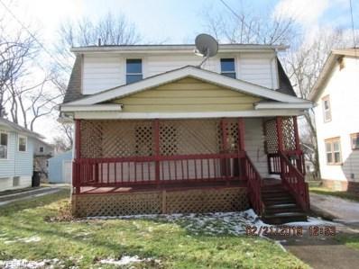 612 Hallie Avenue, Akron, OH 44305 - #: 4072001