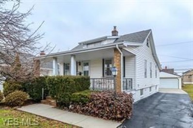 1521 Fruitland Ave, Mayfield Heights, OH 44124 - MLS#: 4073343