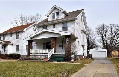 2489 Kingston Rd, Cleveland Heights, OH 44118 - MLS#: 4073685