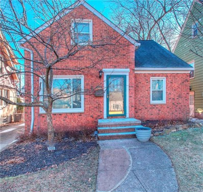2405 Queenston Rd, Cleveland Heights, OH 44118 - MLS#: 4073966