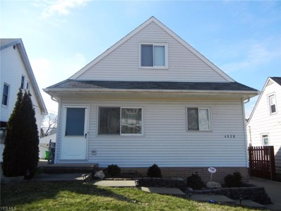 4838 E 86th Street, Garfield Heights, OH 44125 - #: 4074418