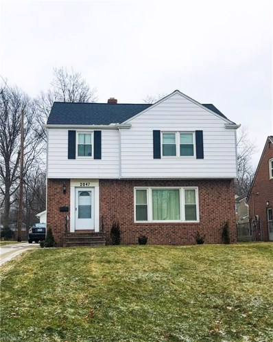 2047 Campus Road, South Euclid, OH 44121 - #: 4075022