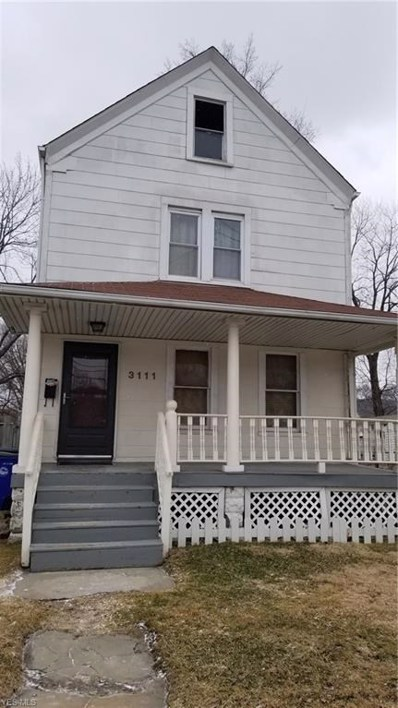3111 W 73rd Street, Cleveland, OH 44102 - #: 4075672
