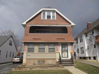 8225 Rosewood Avenue, Cleveland, OH 44105 - #: 4078041