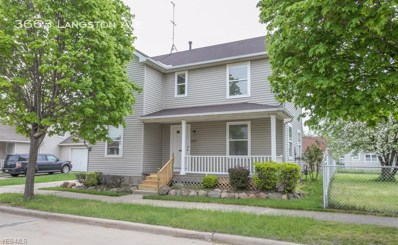 3663 Langston Ave, Cleveland, OH 44115 - MLS#: 4078132