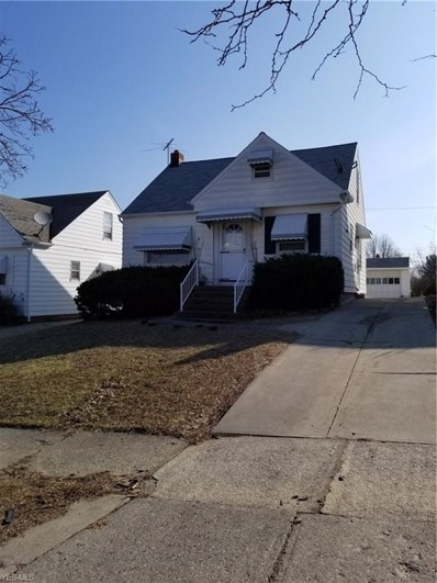 5215 E 115th Street, Garfield Heights, OH 44125 - #: 4078554