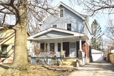 3407 E Scarborough Rd, Cleveland Heights, OH 44118 - #: 4078809