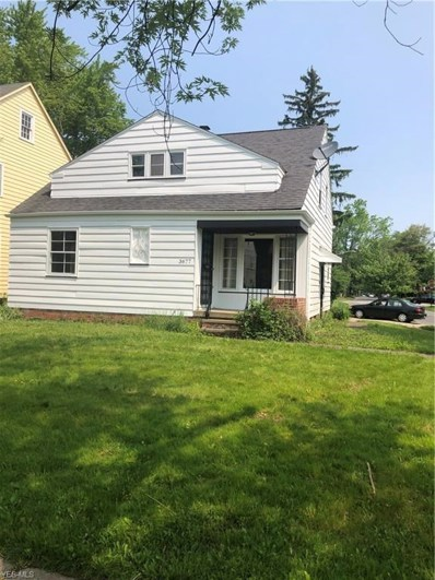 3677 Cummings Rd, Cleveland Heights, OH 44118 - #: 4078852