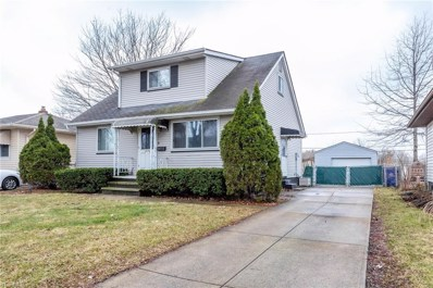 4576 W 193rd Street, Cleveland, OH 44135 - #: 4079057