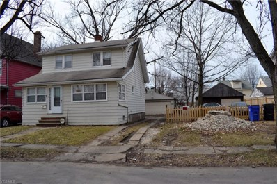 1450 Clearaire Road, Cleveland, OH 44110 - #: 4079625
