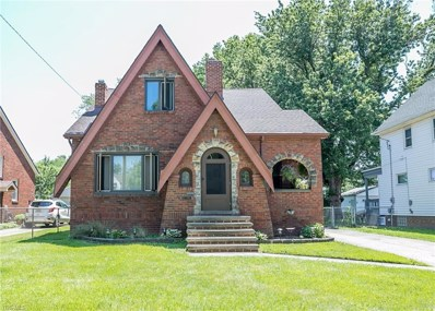 16929 Woodbury Ave, Cleveland, OH 44135 - MLS#: 4079732