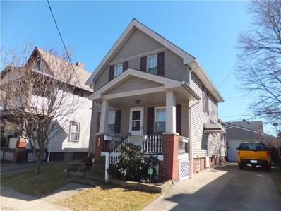 1609 Crestline Avenue, Cleveland, OH 44109 - #: 4080996