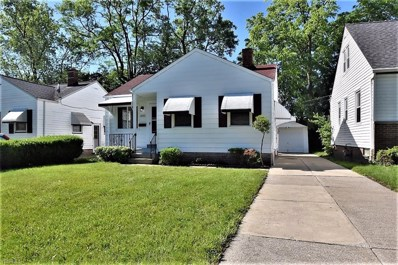 12332 Park Knoll Drive, Garfield Heights, OH 44125 - #: 4081016