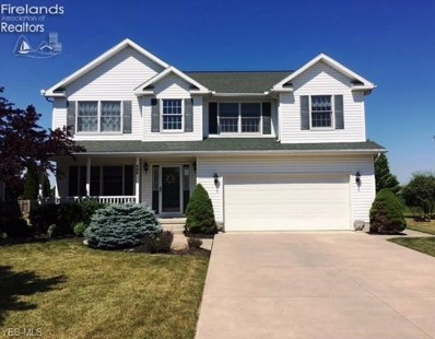 525 Snowy Egret Drive, Huron, OH 44839 - #: 4081309