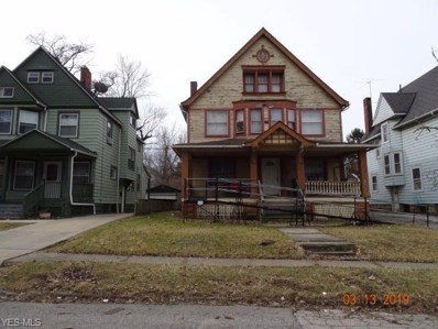1830 Chapman Ave, Cleveland, OH 44112 - MLS#: 4082636