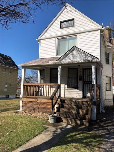 1679 Lockwood Avenue, East Cleveland, OH 44112 - #: 4083156