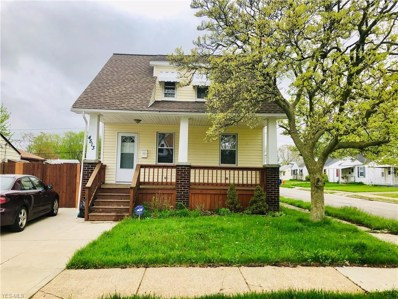4513 W 136th Street, Cleveland, OH 44135 - #: 4083412