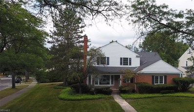 21849 Byron Road, Shaker Heights, OH 44122 - #: 4083589