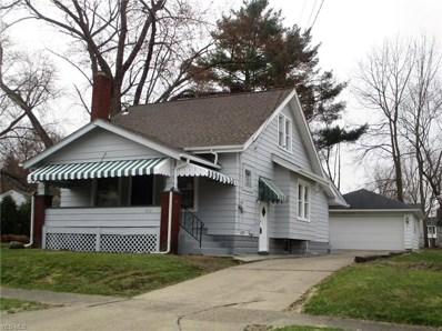 1172 McKinley St NORTHEAST, Warren, OH 44483 - MLS#: 4084646