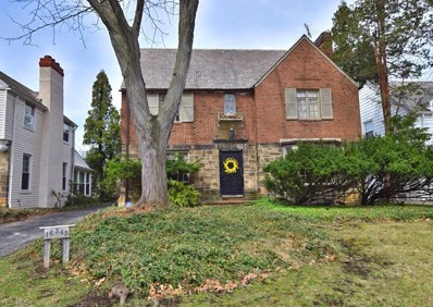 16343 Glynn Road, Cleveland Heights, OH 44112 - #: 4084705