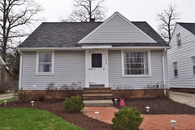 1606 Parker Dr, Mayfield Heights, OH 44124 - #: 4086097