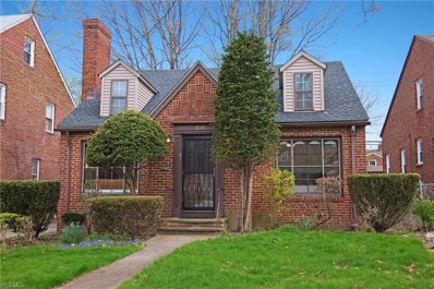 3535 Bainbridge Road, Cleveland Heights, OH 44118 - #: 4086827