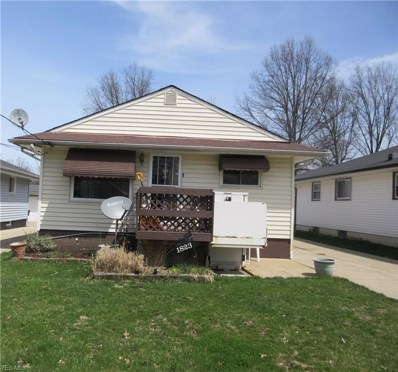 1823 Robindale St, Wickliffe, OH 44092 - MLS#: 4087179