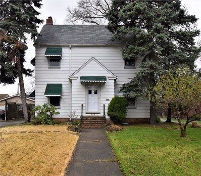 956 Woodview Road, Cleveland Heights, OH 44121 - #: 4087189