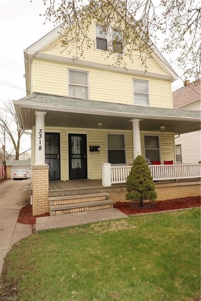 3318 Montclaire Ave, Cleveland, OH 44109 - MLS#: 4087328