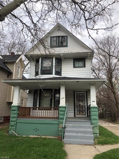 1181 E 114th Street, Cleveland, OH 44108 - #: 4087853