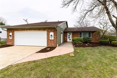 16472 S Red Rock Drive, Strongsville, OH 44136 - #: 4088003