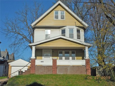 2049 16th St SOUTHWEST, Akron, OH 44314 - MLS#: 4089162