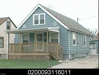 2619 Caroline Avenue, Lorain, OH 44055 - #: 4090248