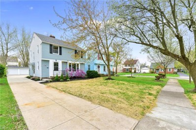 3746 Northwood Rd, University Heights, OH 44118 - #: 4090484