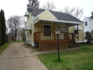 80 W Burns Avenue, Akron, OH 44310 - #: 4090669