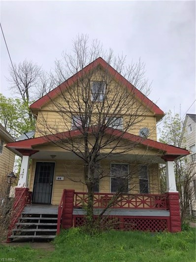 8401 Tioga Ave, Cleveland, OH 44105 - #: 4090753