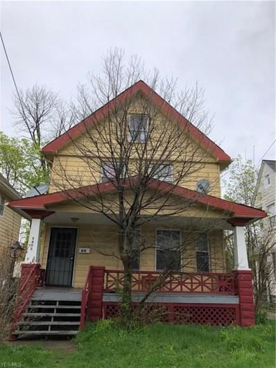 8401 Tioga Avenue, Cleveland, OH 44105 - #: 4090753
