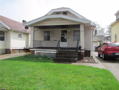 1713 Granby Avenue, Cleveland, OH 44109 - #: 4091973