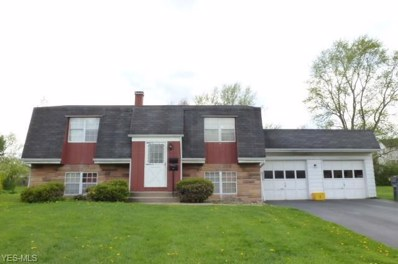 4538 Washington Square Drive, Youngstown, OH 44515 - #: 4092505